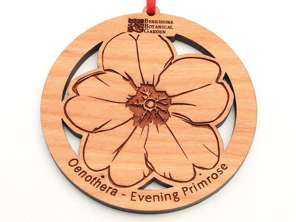 Berkshire Botanical Garden Evening Primrose Ornament