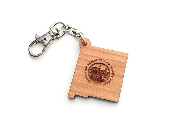 Bosque NM State Key Clip - Nestled Pines