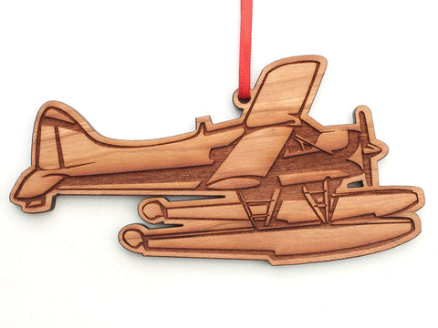 Float Plane Ornament