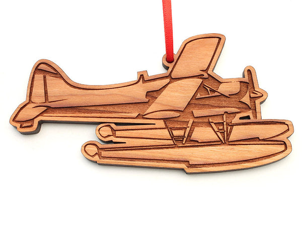 Blakely Island Floatplane Ornament