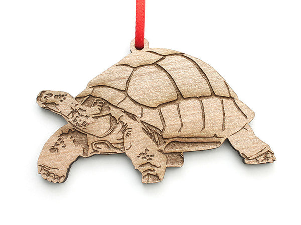 Galapagos Tortoise Ornament - Nestled Pines