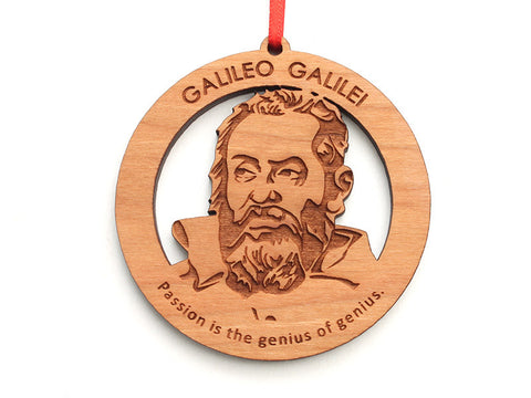 Galileo Galilei Ornament - Nestled Pines