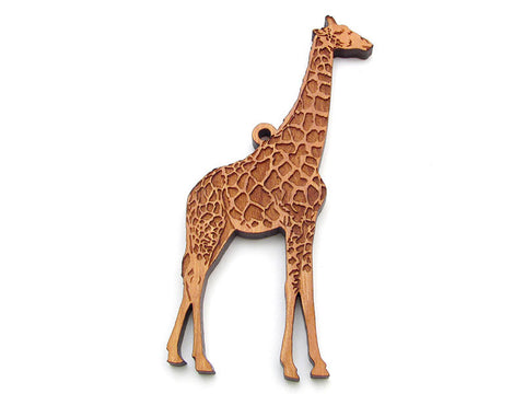 Giraffe Ornament - Nestled Pines