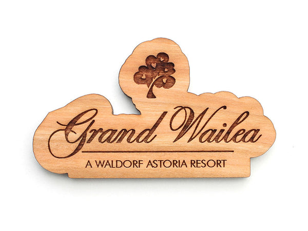 KSL Resorts Grand Wailea Logo Magnet