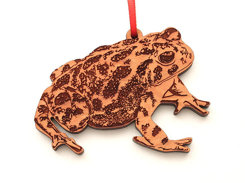 Great Plains Toad Ornament