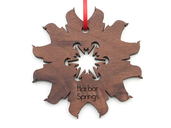 Ciao Bella Harbor Springs Snowflake - Nestled Pines