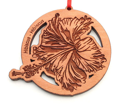 Hibiscus Flower Ornament