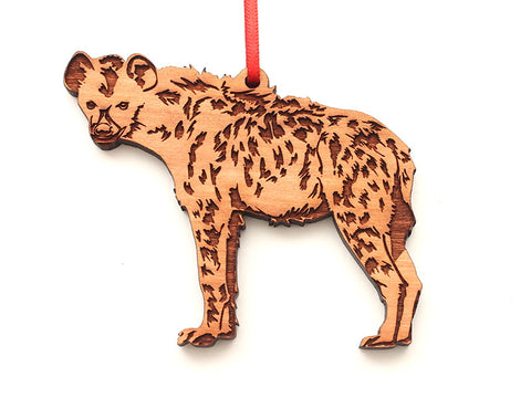 Hyena Ornament