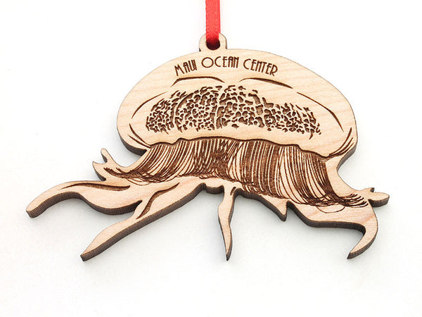 Maui Ocean Center Jellyfish B Ornament