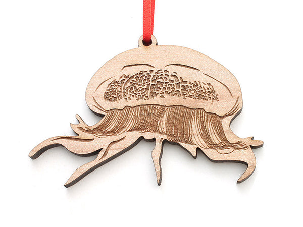 Jellyfish Ornament - Nestled Pines