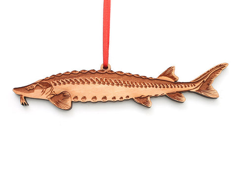 Lake Sturgeon Ornament - Nestled Pines