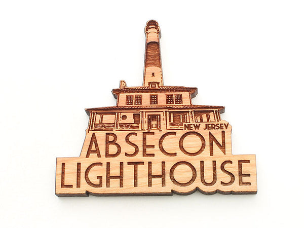 Absecon Lighthouse Magnet