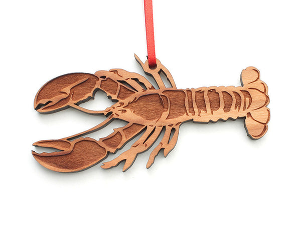 Lobster Ornament - Nestled Pines