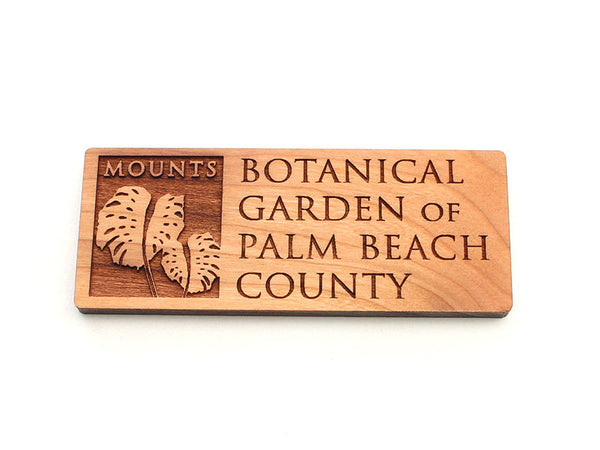 Mounts Botanical Garden Magnet