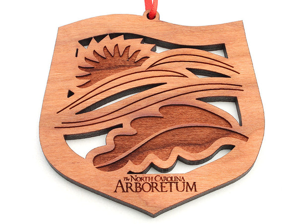 North Carolina Arboretum Logo Ornament