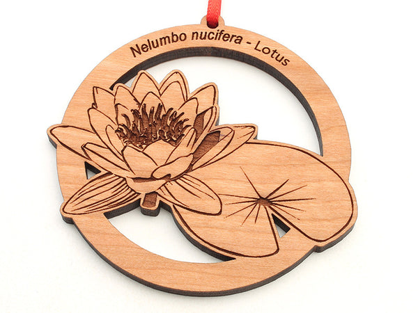 Lotus Flower 2 Ornament