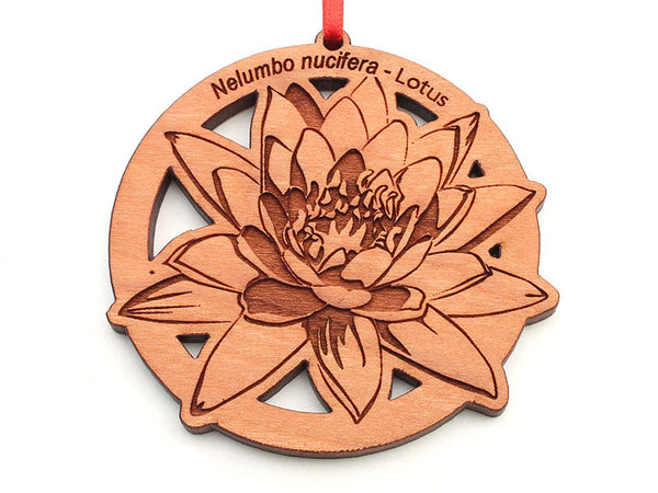 Lotus Flower Ornament