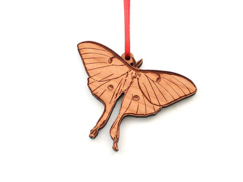 Luna Moth Ornament