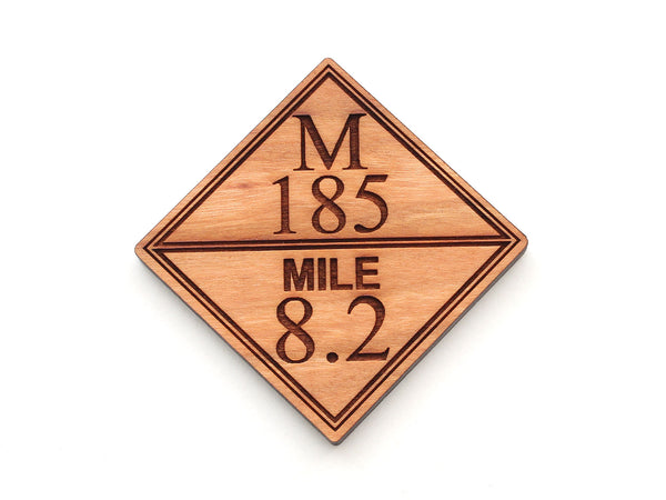 Destination Mackinac M-185 Magnet