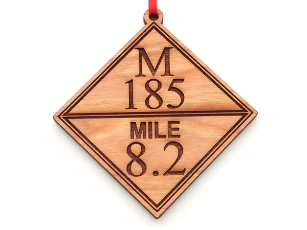 Destination Mackinac M-185 Ornament