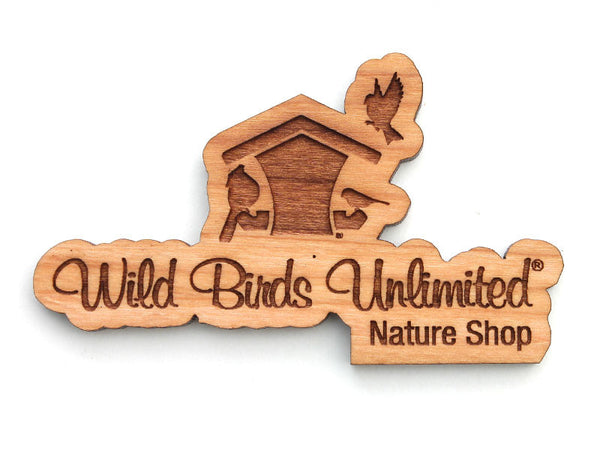 Wild Birds Unlimited Logo Magnet