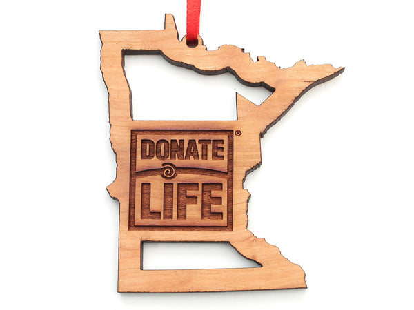 Minnesota Donate Life Ornament