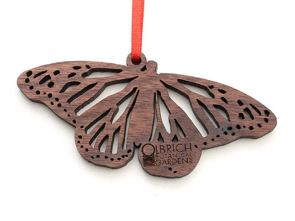 Olbrich Gardens Monarch Butterfly Ornament - Nestled Pines