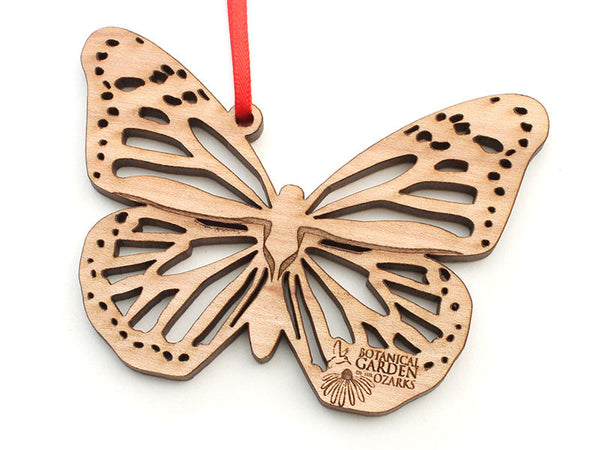 Botanical Garden of the Ozarks Monarch Butterfly Ornament