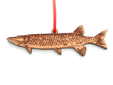 Muskellunge (Muskie) Ornament - Nestled Pines