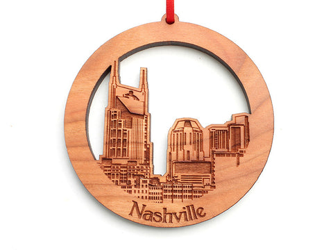 Nashville Ornament - Nestled Pines