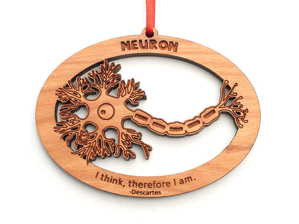 Neuron Ornament - Nestled Pines