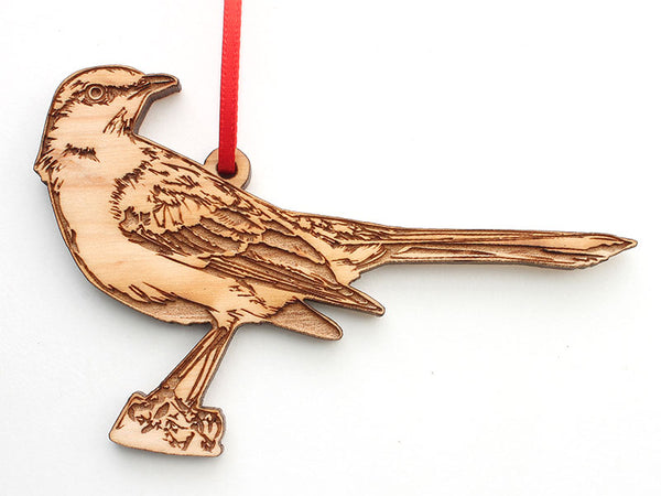 Northern Mockingbird Ornament