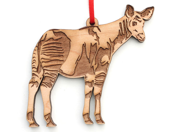 Okapi Ornament