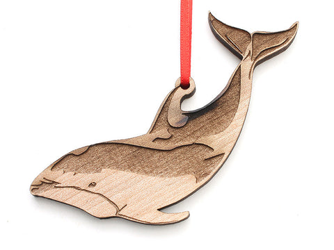 Pacific White-sided Dolphin Ornament - Nestled Pines