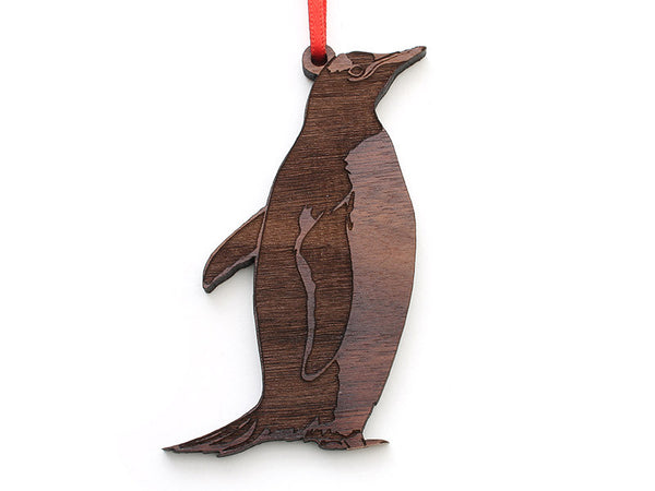 Pengiun (Gentoo)  Ornament - Nestled Pines