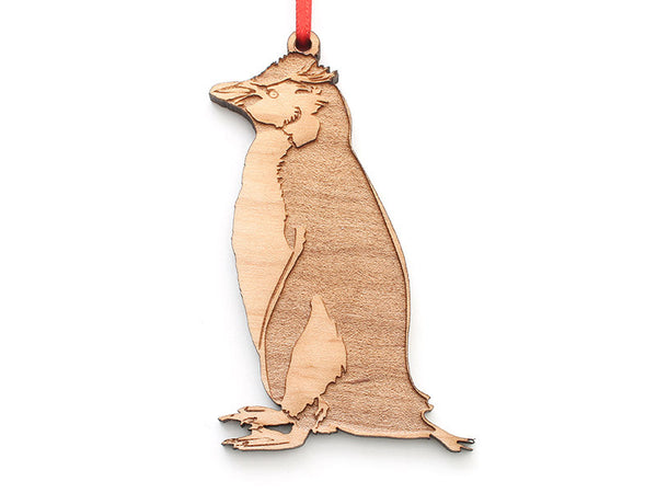 Penguin (Rockhopper) Ornament - Nestled Pines