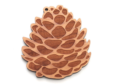 Pine Cone Ornament - Nestled Pines
