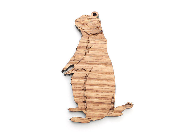 Prairie Dog Ornament B - Nestled Pines