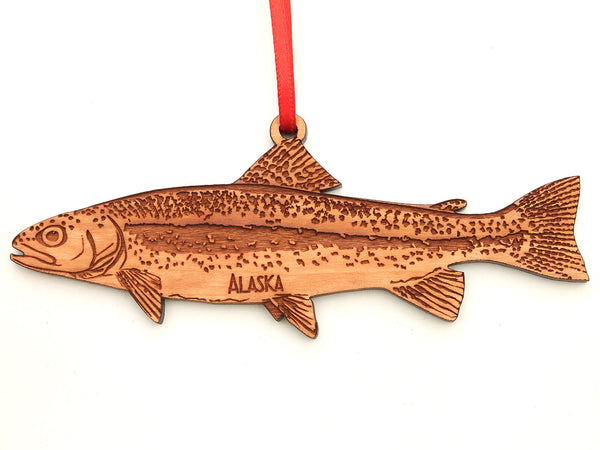 Alaska Rainbow Trout Ornament