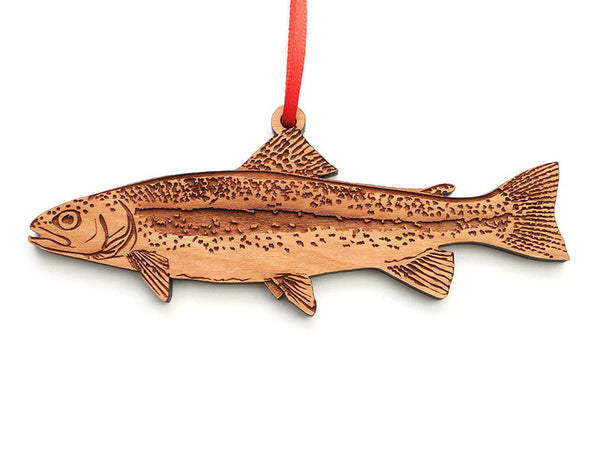 Rainbow Trout Ornament - Nestled Pines