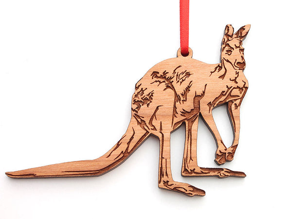 Red Kangaroo Ornament B
