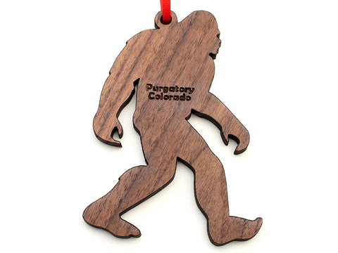 Purgatory Colorado Sasquatch Ornament