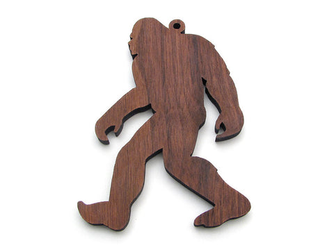 Sasquatch Ornament - Nestled Pines