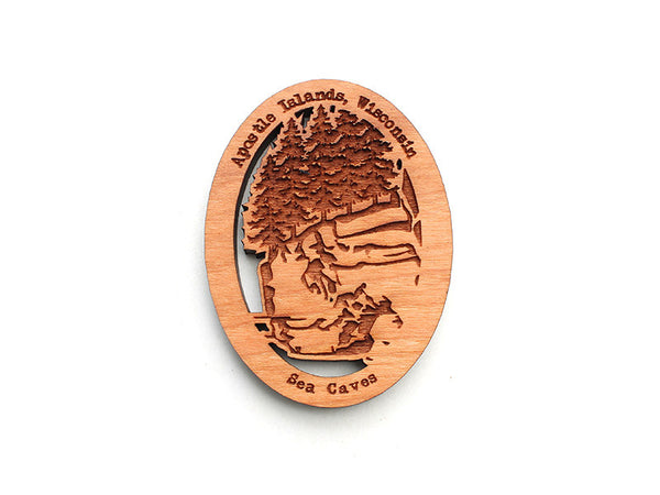 Good Earth Outfitters Sea Cave Magnet - Nestled Pines