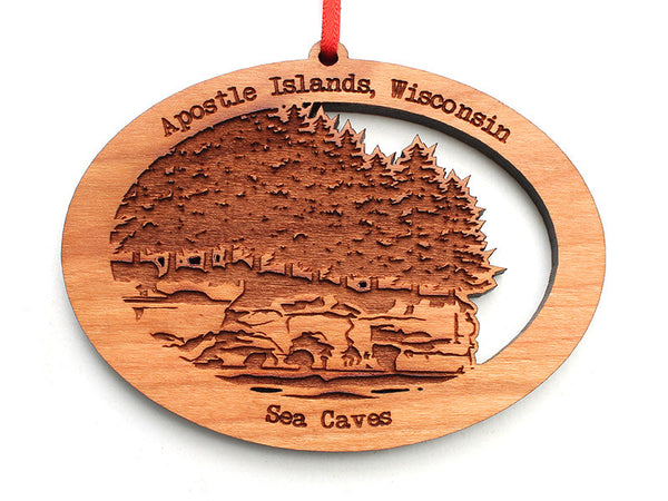 Good Earth Outfitters Sea Cave Ornament - Nestled Pines