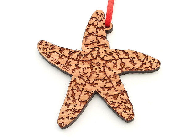 Maui Ocean Center Starfish B Ornament
