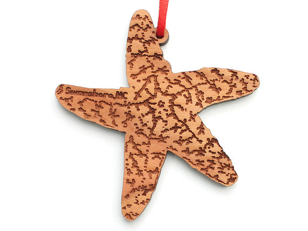 Starfish B Ornament ND - Nestled Pines