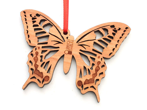 Olbrich Gardens Swallowtail Butterfly Ornament - Nestled Pines
