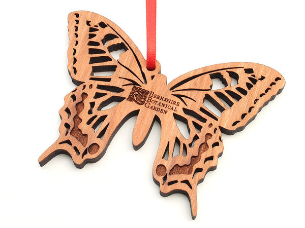 Berkshire Botanical Garden Swallowtail Butterfly Ornament