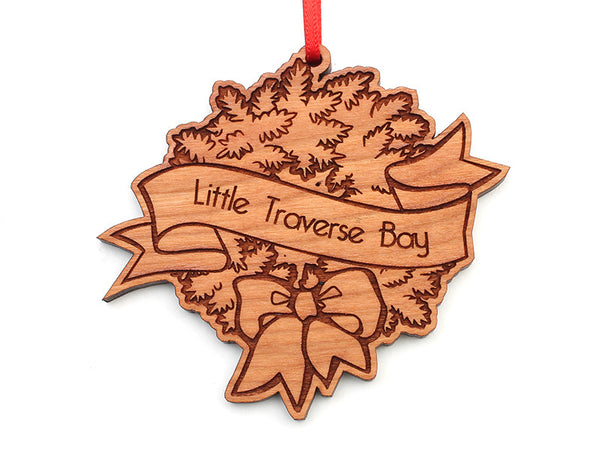Ciao Bella Little Traverse Bay Wreath - Nestled Pines